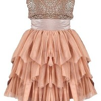 Sparkling Fairy Tale Dress | Homecoming Prom Dresses | Rickety Rack
