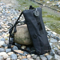 Ultimate Survive 2500ml TPU Hydration System Bladder Survival Gear Water Bag Backpack Hiking Camping