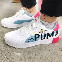 PUMA Cali Novelty Popular Women Casual Sport Running Shoes Sneakers