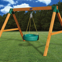 Gorilla Playsets Free Standing Tire Swing