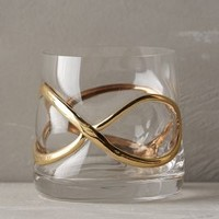Glimmer-Wrapped Old Fashioned by Anthropologie