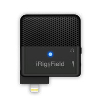 IK Multimedia iRig Mic Field Mobile Stereo Recording for iOS