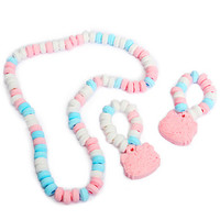 Hello Kitty Candy Jewelry Packs: 24-Piece Display