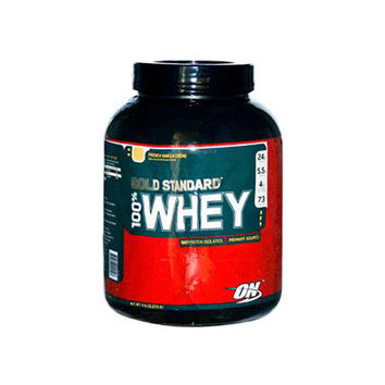 Optimum Nutrition Gold Standard 100% Whey French Vanilla Creme - 5 lbs