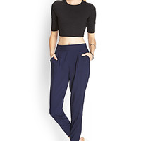 FOREVER 21 Pleated Trousers