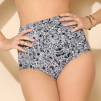 Out From Under Mix + Match High-Waist Bikini Bottom