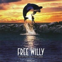 Free Willy 11x17 Movie Poster (1992)
