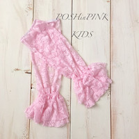 Girl ruffle lace shabby leg warmers, lace leggings, baby, toddler, girl, ivory, light purple, maroon, ruffle leg, child, rustic, pink