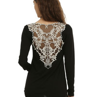 Scorpion Crochet Girls Top