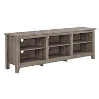 "70"" Essentials TV Stand - Driftwood"