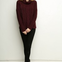 ZELLY TURTLENECK SWEATER