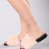 Rock Star Sliders - Blush