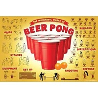 Posterservice World of Beer Pong Poster