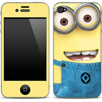 Despicable Me 4 iPhone Skin FREE SHIPPING