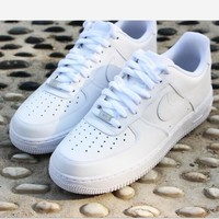 NIKE Women Men Running Sport Casual Shoes Sneakers Air force high tops and Low tops shoes HIGH QUALITY-2