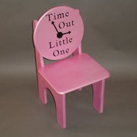 Time Out Chair for Little One   GreatCustomFurniture - Children's on ArtFire