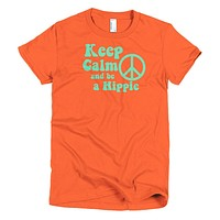 Be a Hippie T Shirt
