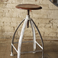 All-Thread Crank Stool