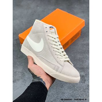 Nike BLAZER MID Pioneer high top board shoes