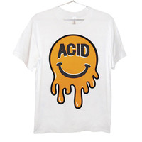 Mr. Acid Face T-shirt UNISEX sizes S, M, L, XL, 2XL