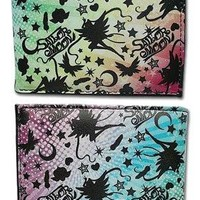 Great Eastern Entertainment Sailor Moon - Sailor Moon Rainbow Wallet