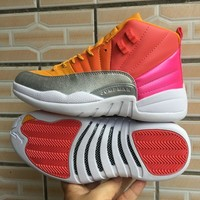 "Air Jordan 12 Retro ""Hot Punch"" - Best Deal Online"
