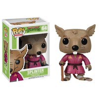 Teenage Mutant Ninja Turtles Splinter Pop! Vinyl Figure
