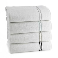 Kassatex Baratta Turkish Cotton Bath Towel Collection