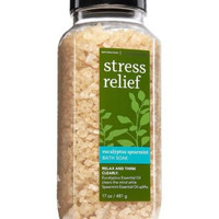 BATH BODY WORKS AROMATHERAPY STRESS RELIEF EUCALYPTUS SPEARMINT BATH SOAK 17 OZ