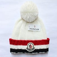 Moncler Women Men Fashion Simple Casual  Hat Cap