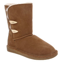 Abigail for Women by BEARPAW review color 220-Hickory