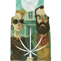 American Gothic Tank Top