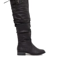 Avril Over The Knee Boots