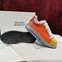 Alexander Mcqueen Oversized Sneakers With Air Cushion Sole Reference #16