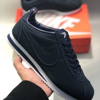 NIKE CLASSIC CORTEZ NYLON Men's and women's cheap nike shoes