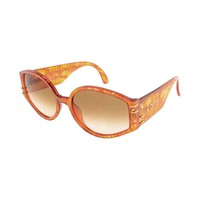 Pre-owned Christian Dior Orange Sunglasses