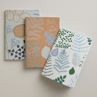 Botanist Secret Kraft Journals, 3-Pack - World Market