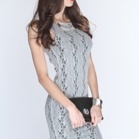 Grey Embroider Mesh Strap Back Sexy Party Dress @ Amiclubwear sexy dresses,sexy dress,prom dress,summer dress,spring dress,prom gowns,teens dresses,sexy party wear,women's cocktail dresses,ball dresses,sun dresses,trendy dresses,sweater dresses,teen cloth