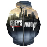 greys anatomy jacket