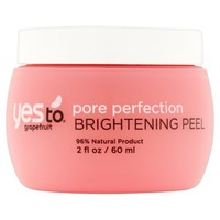 Yes To Grapefruit Pore Perfection Brightening Peel - Walmart.com