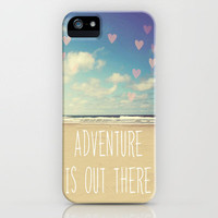 adventure is out there iPhone Case by Sylvia Cook Photography   Society6