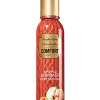 Whipped Shimmer Body Mousse Comfort