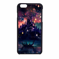 Disney Tangled Rapunzel Print iPhone 6 Case