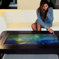 Interactive MultiTouch Table by Mozayo