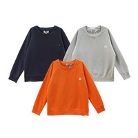 2016 Spring Autumn Acne Studio Raglan Sleeves Square Smiley Coat Solid Color Loose Hoodies Women Tops Couple Clothes