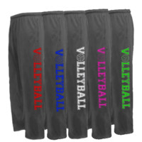 Volleyball Charcoal Sweatpants