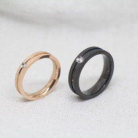 2pcs-Free Engraving,Lovers rings, promise ring,couple Rings,ring for couples