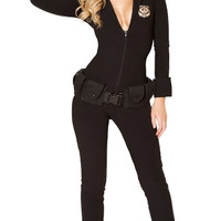 Sexy Officer Law Costume