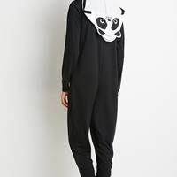 Panda Graphic PJ Jumpsuit