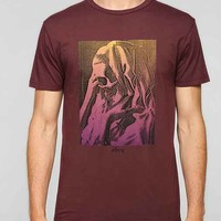 OBEY Ceremony Tee- Maroon